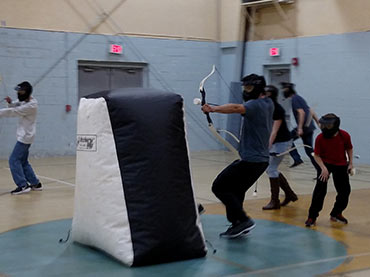 Archery Tag in Westchester County