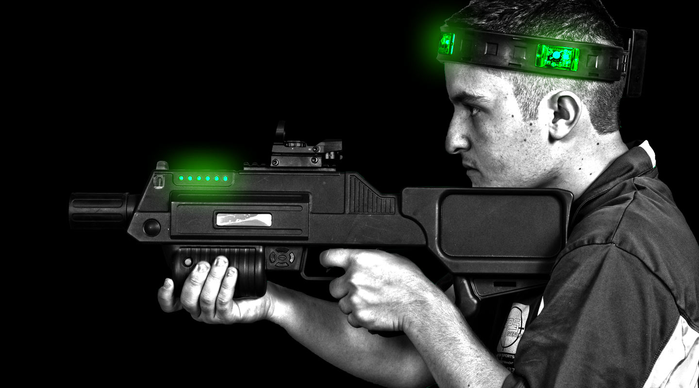 Welcome To The Ultimate Tactical Laser Tag Amp Archery Tag